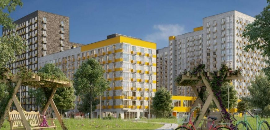 Так выглядит Жилой комплекс Москвичка - #2109735651