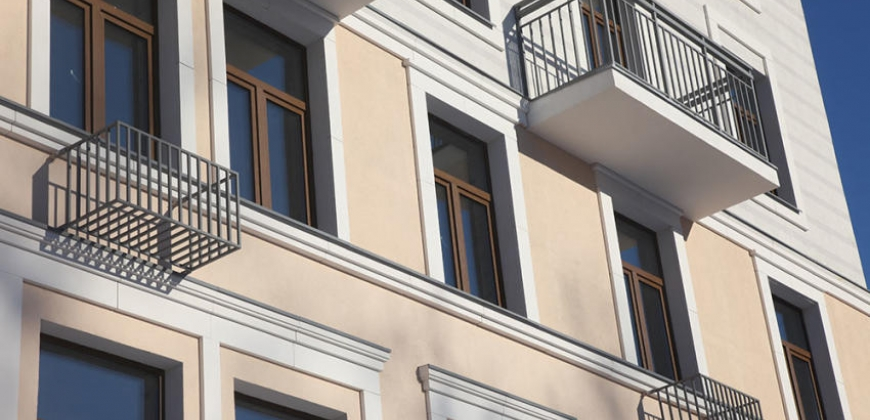 Так выглядит Жилой комплекс Мой адрес на Тишинском - #1232115411