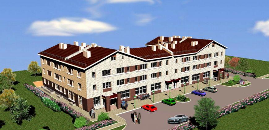 Так выглядит Жилой дом на 1-й ул. Урицкая - #541539859