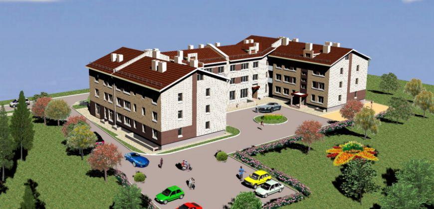 Так выглядит Жилой дом на 1-й ул. Урицкая - #1401684001