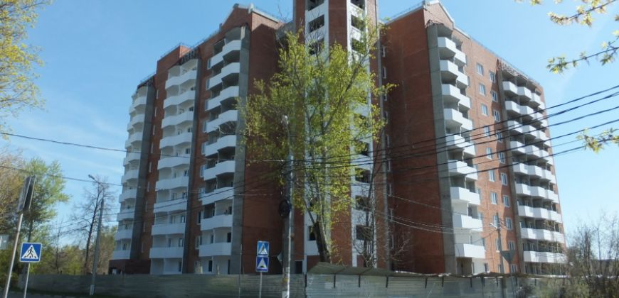 Так выглядит Жилой дом на 3-ем Московском проезде - #937692020