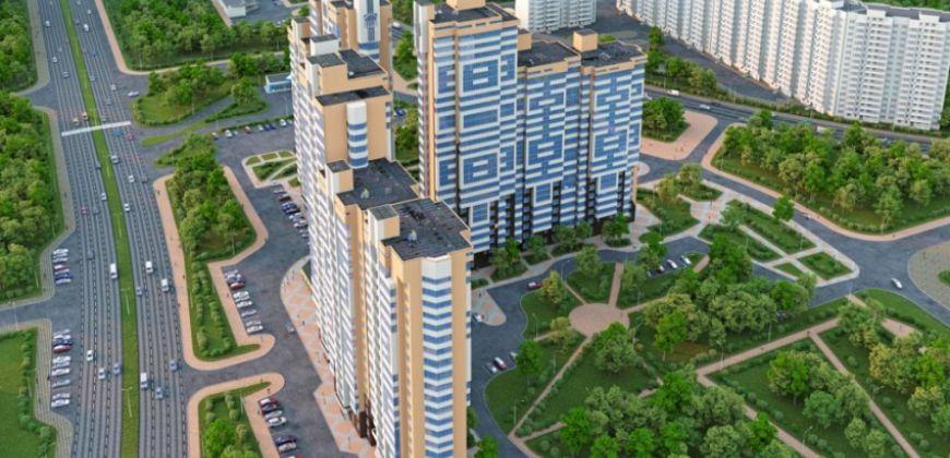Так выглядит Жилой комплекс на Балаклавском проспекте - #596477615