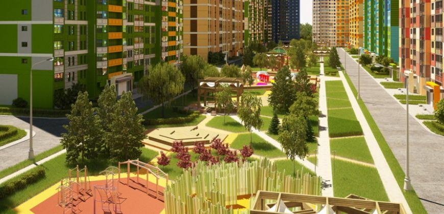 Так выглядит Жилой комплекс мой адрес На Базовской - #406562144