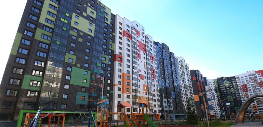 Так выглядит Жилой комплекс мой адрес На Дмитровском 169 - #2011386953