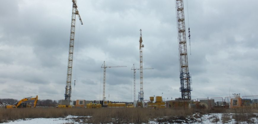 Так выглядит Жилой комплекс на Дмитровском шоссе - #211845427