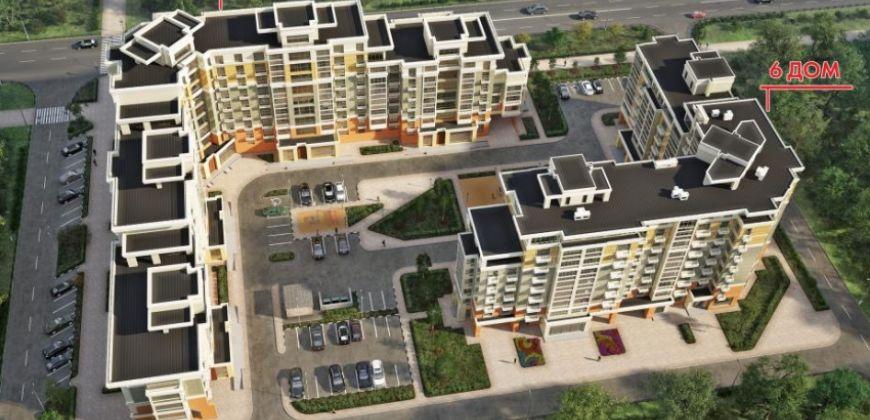 Так выглядит Жилой комплекс На Макаренко - #1617838928