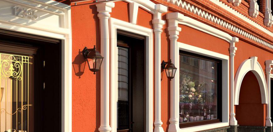 Так выглядит Клубный дом на Малой Бронной 26 - #1894271591