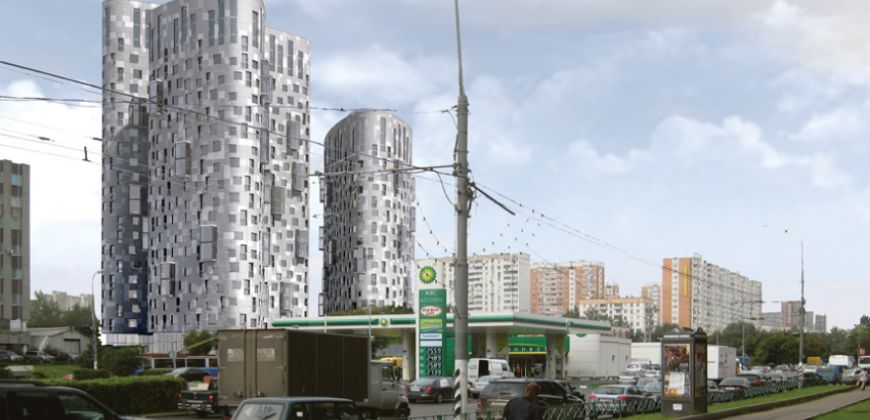 Так выглядит Жилой комплекс на Нахимовском проспекте - #2021205648