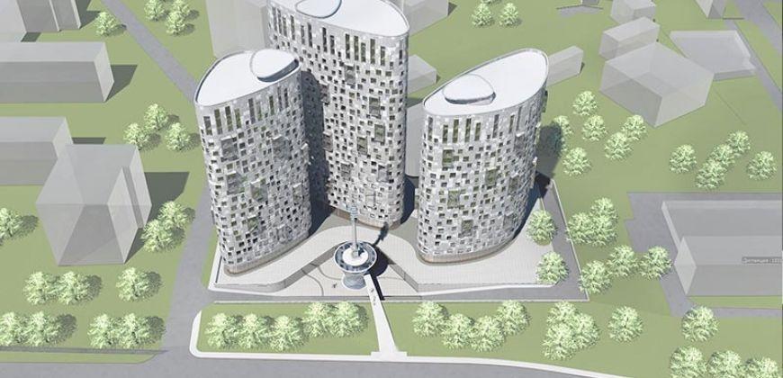 Так выглядит Жилой комплекс на Нахимовском проспекте - #1771594369