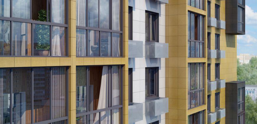 Так выглядит Жилой дом на Сходненской - #1695349433