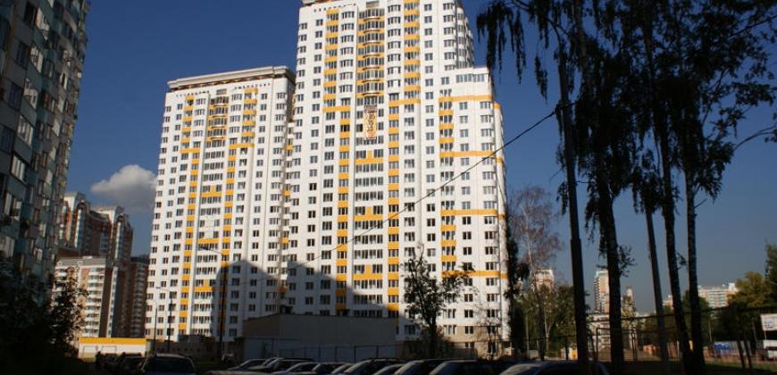 Так выглядит Жилой комплекс на Солнцевском проспекте - #1413470327