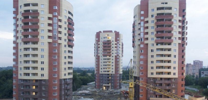 Так выглядит Жилой комплекс на ул. Агрогородок - #1978622519