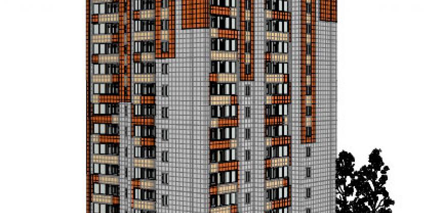 Так выглядит Жилой дом на ул. Декабристов - #1936810227