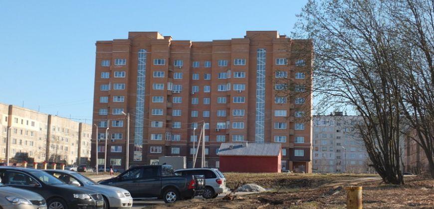 Так выглядит Жилой дом на ул. Дмитрия Пожарского - #108348221