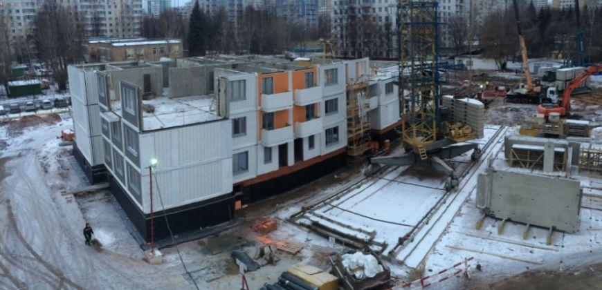 Так выглядит Жилой дом на ул. Ельнинская - #1201139979