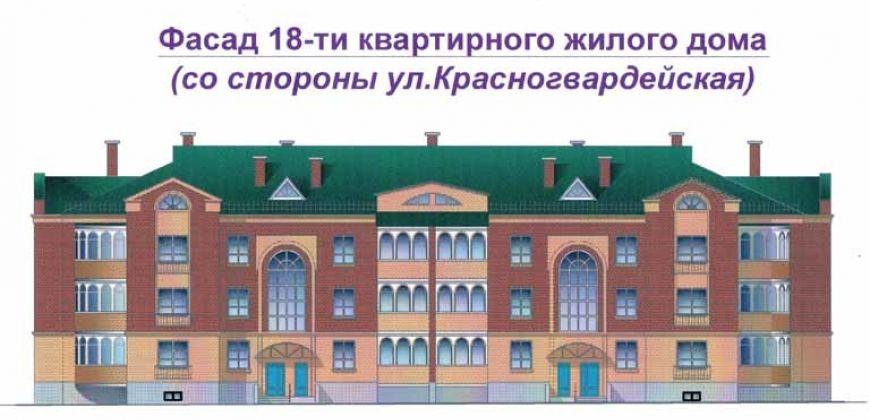 Так выглядит Жилой дом на ул. Комсомольская - #13108839