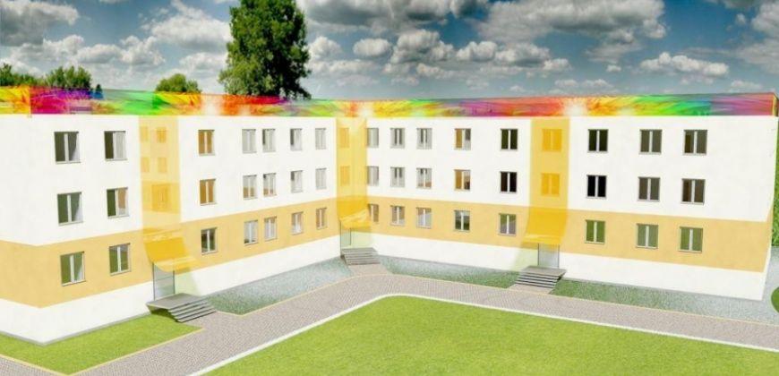 Так выглядит Жилой дом на ул. Лесная - #1250081306