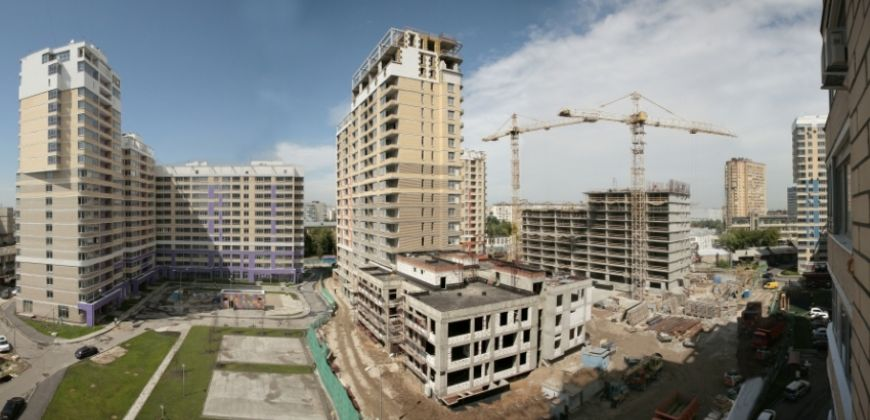 Так выглядит Жилой комплекс на ул. Мельникова - #1269808025