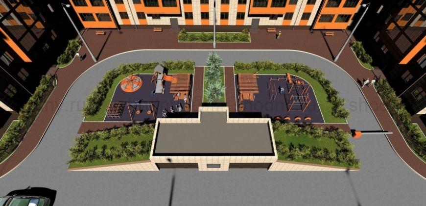 Так выглядит Жилой комплекс на ул. Микояна - #1105419439