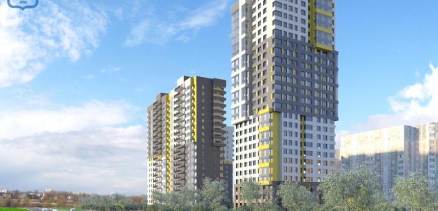 Так выглядит Жилой комплекс на ул. Наташи Качуевской, 1 - #49625475