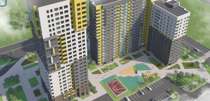 Так выглядит Жилой комплекс на ул. Наташи Качуевской, 1 - #1127342106