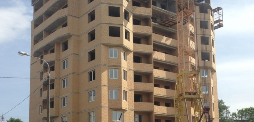 Так выглядит Жилой дом на ул. Полосухина - #1934100420