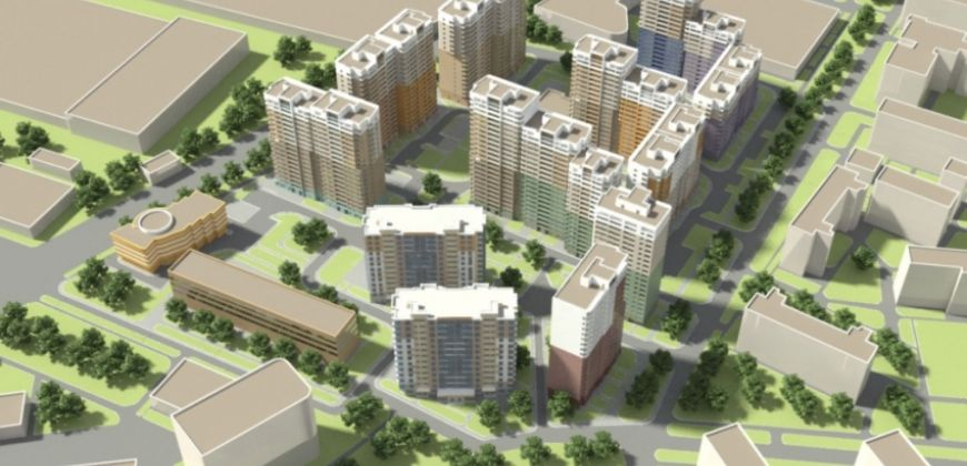 Так выглядит Жилой комплекс на ул. Сосинская - #822422496