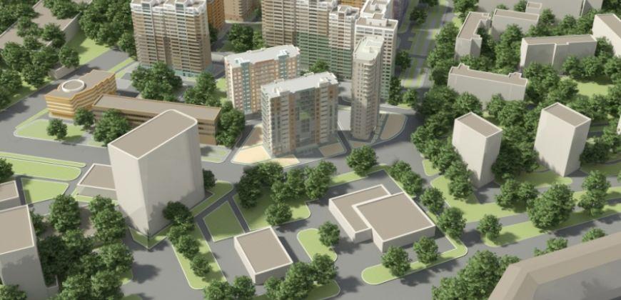 Так выглядит Жилой комплекс на ул. Сосинская - #61029151