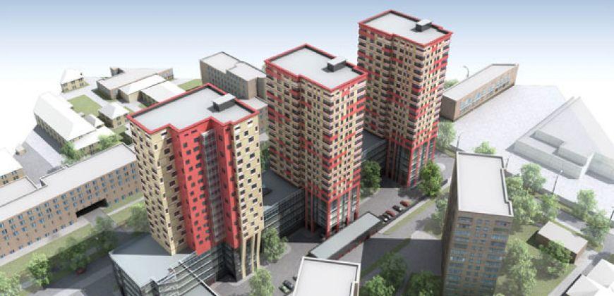 Так выглядит Жилой комплекс на ул. Вавилова - #51812986