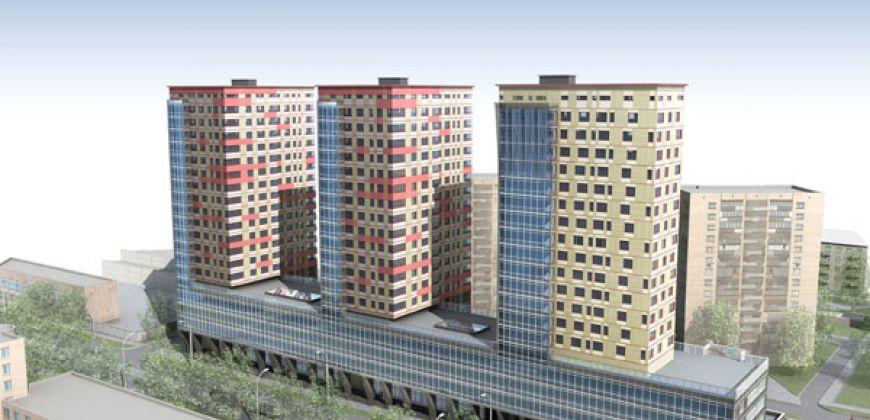 Так выглядит Жилой комплекс на ул. Вавилова - #1326773046