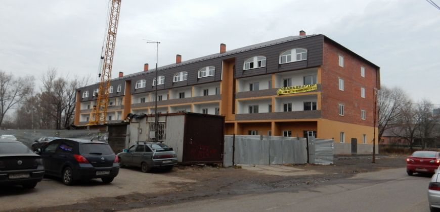 Так выглядит Жилой комплекс на ул. Володарского - #823802671