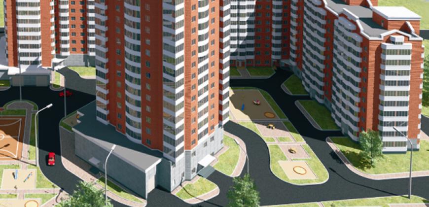 Так выглядит Жилой комплекс на ул. Ворошилова - #494284153