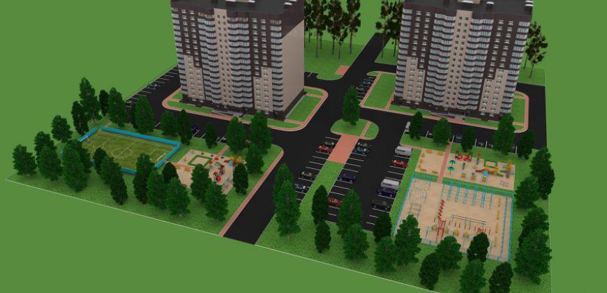 Так выглядит Жилой комплекс на ул. Южная - #860903608