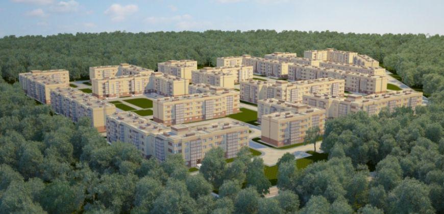 Так выглядит Жилой комплекс Нахабино сквер - #1225810141