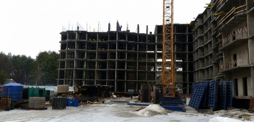 Так выглядит Жилой комплекс Нахабинский - #1039325488