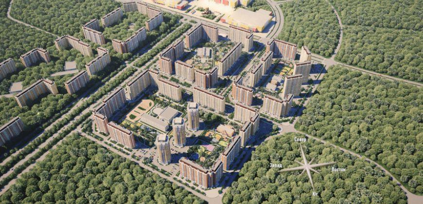 Так выглядит Жилой комплекс Некрасовка-Парк - #1472963486