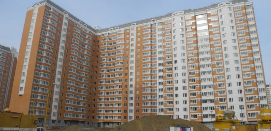Так выглядит Жилой комплекс Некрасовка-Парк - #1520949982
