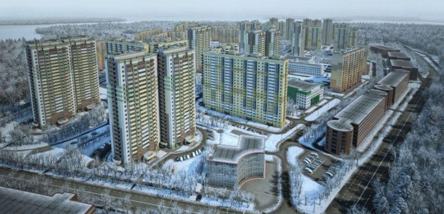 Так выглядит Жилой комплекс Новая Трехгорка - #1422959435