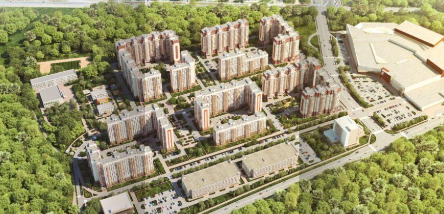 Так выглядит Жилой комплекс Новое Бутово - #973796112