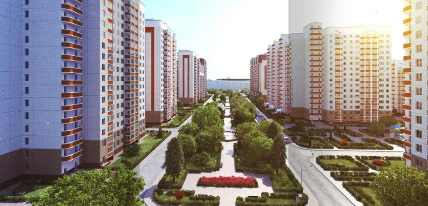 Так выглядит Жилой комплекс Новое Бутово - #1417982284