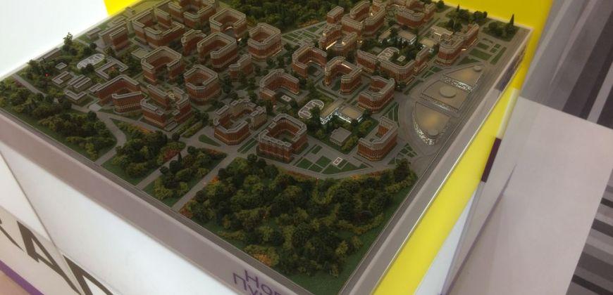 Так выглядит Жилой комплекс Новое Пушкино - #497677235