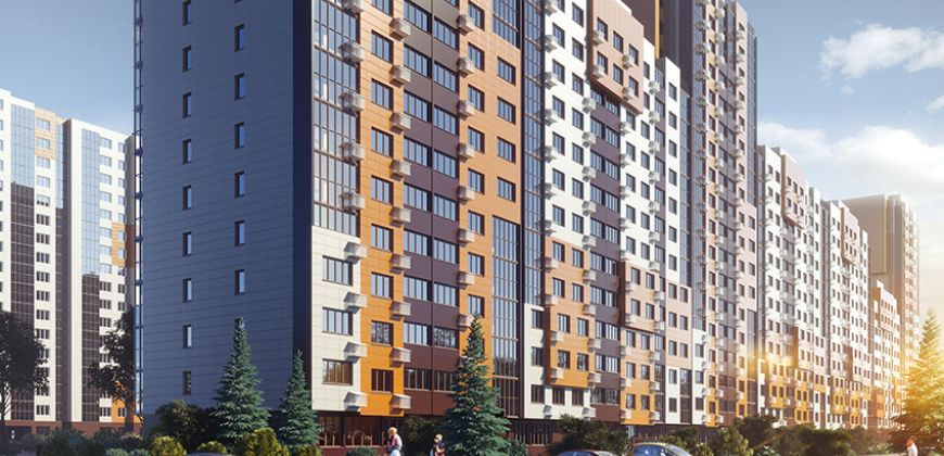 Так выглядит Жилой комплекс Новогиреевский - #1907371080
