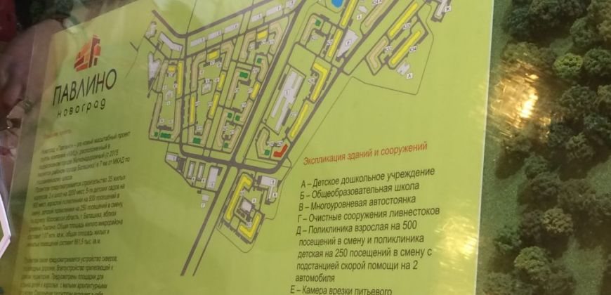 Так выглядит Жилой комплекс Новоград Павлино - #1000656020