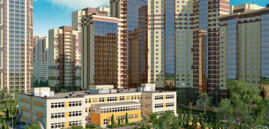 Так выглядит Жилой комплекс Новокосино-2 - #1526064057