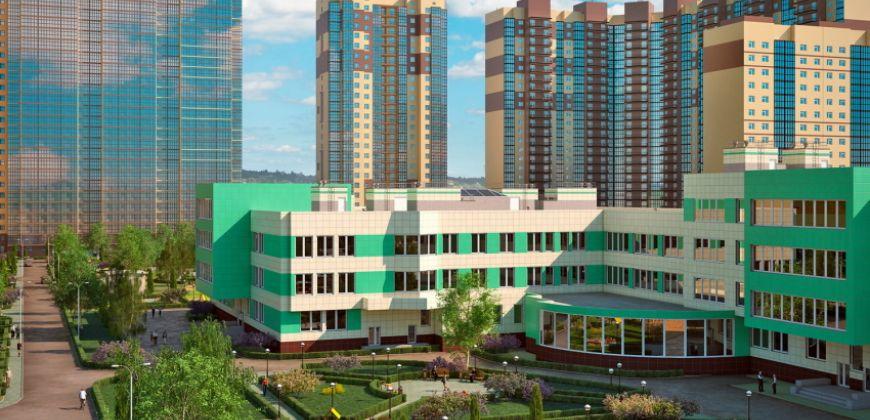 Так выглядит Жилой комплекс Новокосино-2 - #1188076904