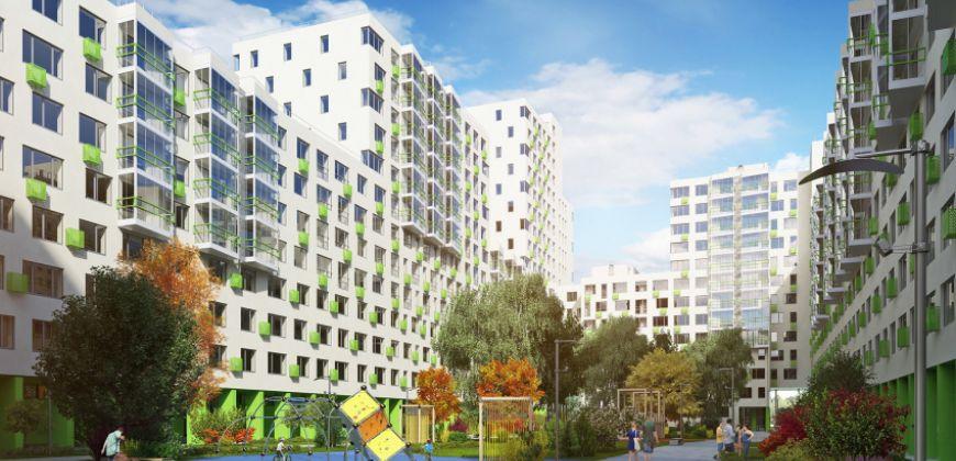 Так выглядит Жилой комплекс Новокрасково - #1809596555