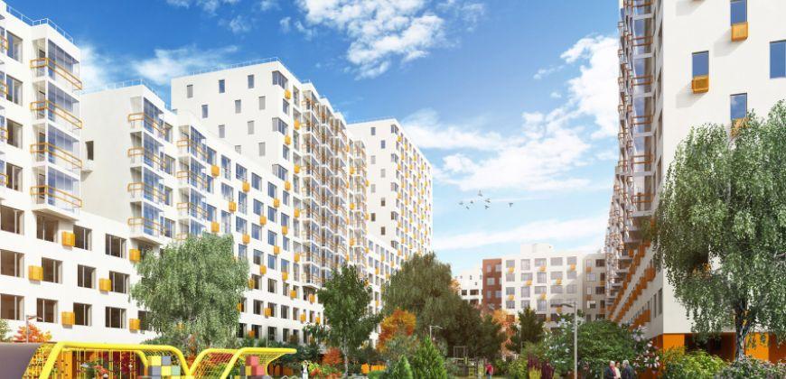 Так выглядит Жилой комплекс Новокрасково - #829535789