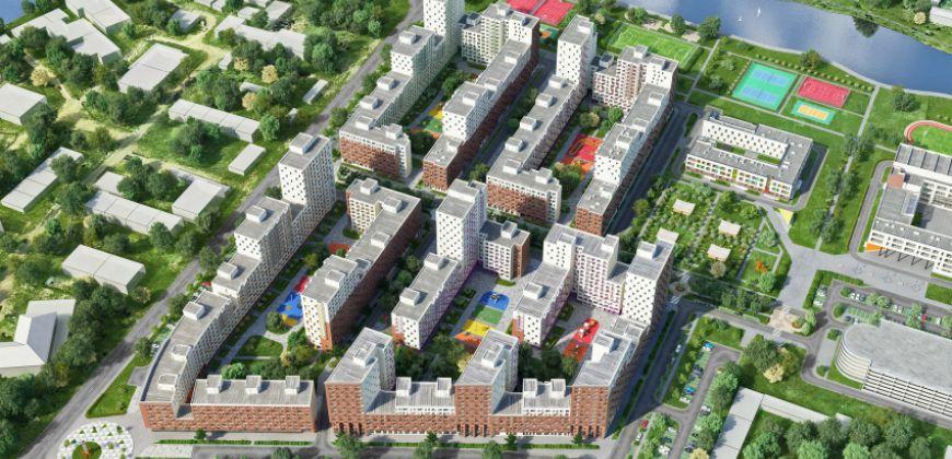 Так выглядит Жилой комплекс Новокрасково - #1849714769