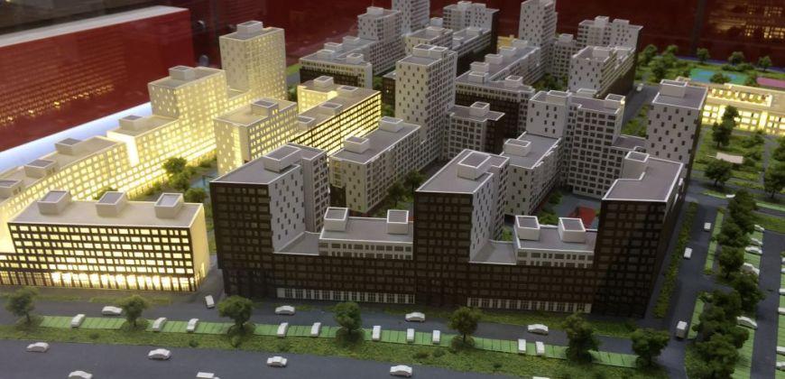 Так выглядит Жилой комплекс Новокрасково - #1039397496