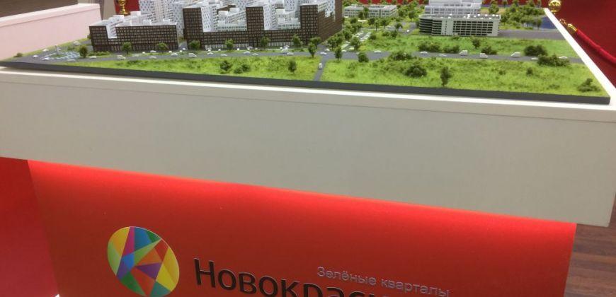 Так выглядит Жилой комплекс Новокрасково - #1912620133